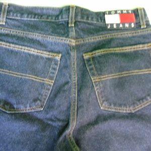 Deadstock Vintage Tommy Hilfiger Blue Jeans, 33